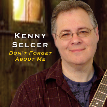 Kenny's cd Don't forget About Me Cover